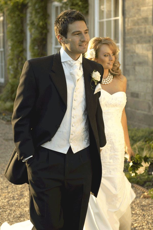 20 best black suit with ivory images on Pinterest | Black outfits ...