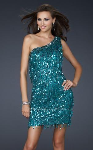 La Femme 17093   La Femme Fashion 2013 - La Femme Prom Dresses - Dancing with the Stars