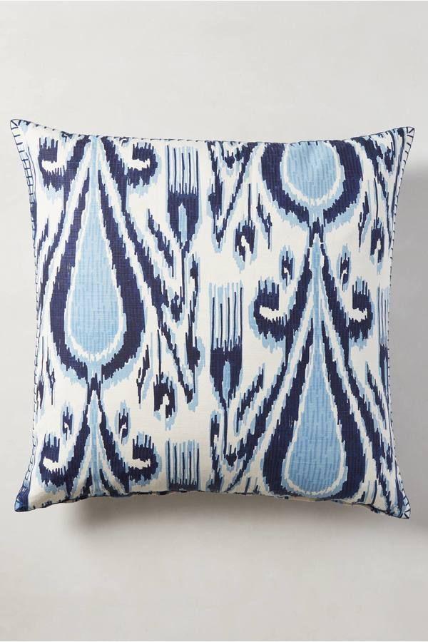 John Robshaw Fergana Pillow #hamptonsstyle #anthrofave