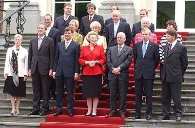 Kabinet Balkenende II