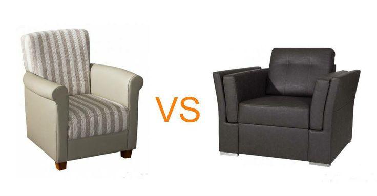 Stará dobrá klasika nebo moderní design? Které křeslo se vám líbí víc? A pro ty, kteří se ještě nerozhodli, mrkněte na http://www.mt-nabytek.cz/534-kresla/