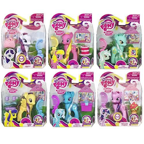 my little pony   G4 My Little Pony single packs with wedding gifts - wave 8 - SGD 10.90 ...