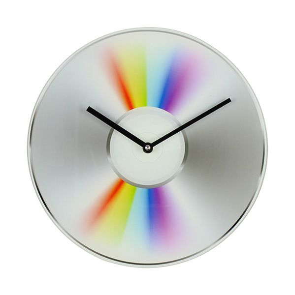 Musicology Record Clock