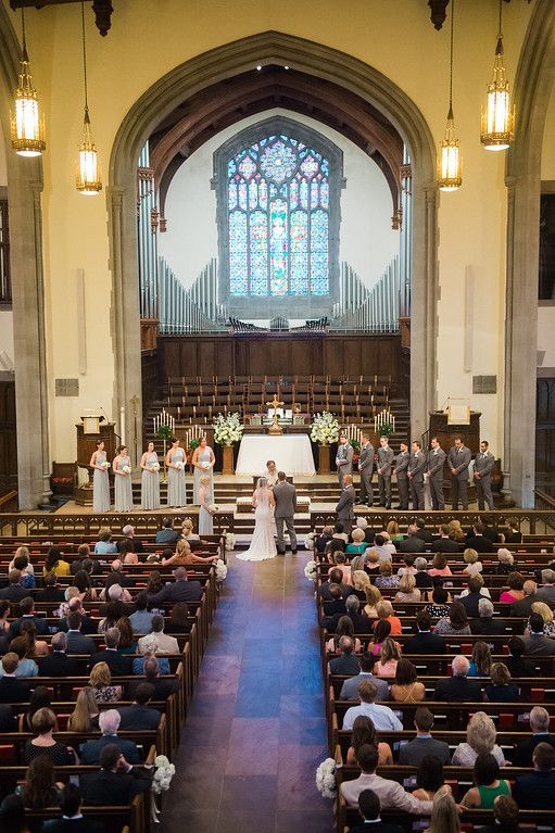 Planner: Angela Proffitt Venue: West End United Methodist Church, Nashville Photographer: Stephanie Reeder Photography