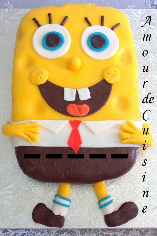 gateau bob l'eponge Bonjour tout le monde, Vous aimez la série dessin animé Bob l'éponge ou Sponge Bob, mes enfants et même moi, on aime beaucoup… Oui on peut regarder Bob l'éponge a tout age, ok, hihihihi. Ce gâteau était a la demande de ma fille, depuis maintenant un moment qu'elle me demande de faire ...