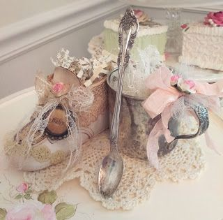 southard house vintage baby girl shower decorations