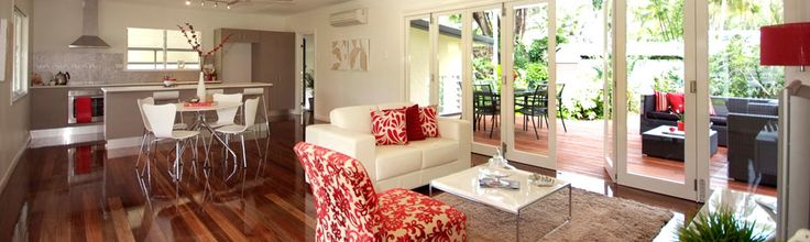 Bringing the outside in and extending the North Queensland Lifestyle into your design
