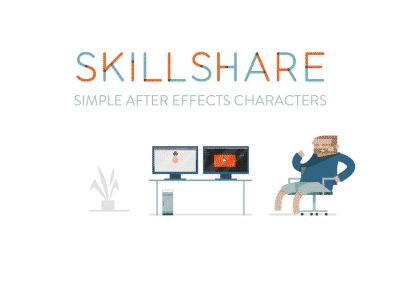 Want to learn how to create simple animated characters and have them walk? Sign up for my Skillshare class today: http://skl.sh/1eei2rI
