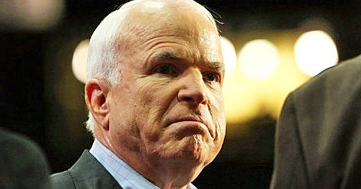 Hypocrite McCain says no one is above the law!!!!!! He is going to face a Judge soon. There will be NO plea bargains and NO appeals. Eternity is a long time to be wrong JOHNNY!
