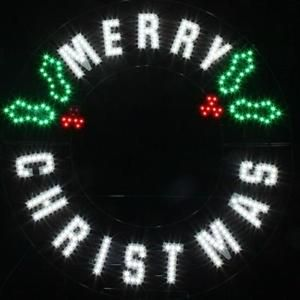 24 best merry christmas lighted sign images on pinterest christmas pre lit white led merry christmas sign outdoor staked lighted yard holiday decor aloadofball Images