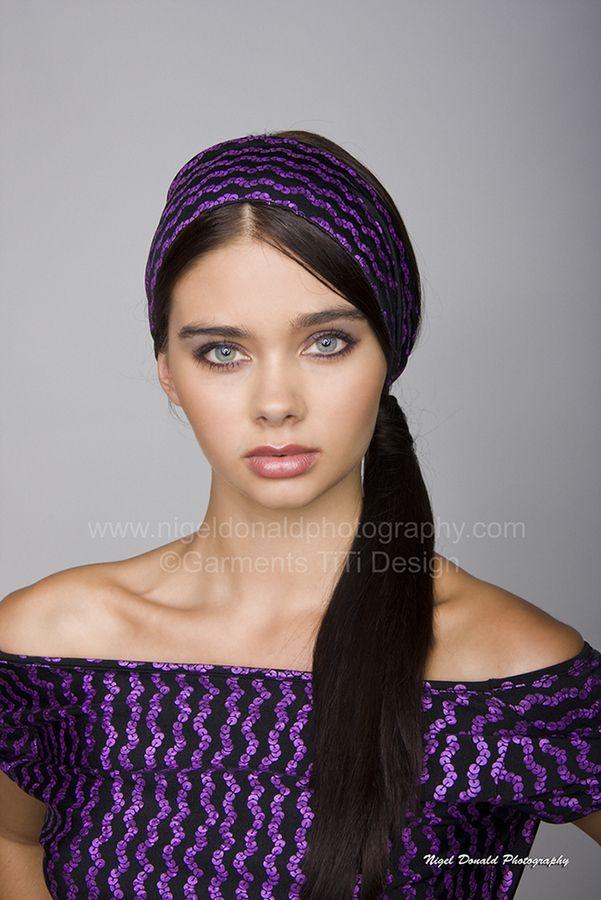 Studio fashion shoot  women's fashion
