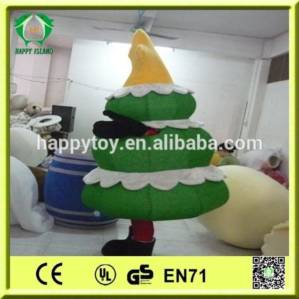 Hi EN71 drôle de noël arbre mascotte costumes, Arbre de noël robe costume, Arbre de noël adulte costume-image-Mascot-ID de produit:60020893525-french.alibaba.com