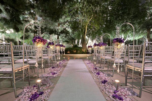 The Wedding Chapel at Aria Resort and Casino - Las Vegas, NV