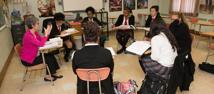 Upper School Academics | Lacordaire Academy