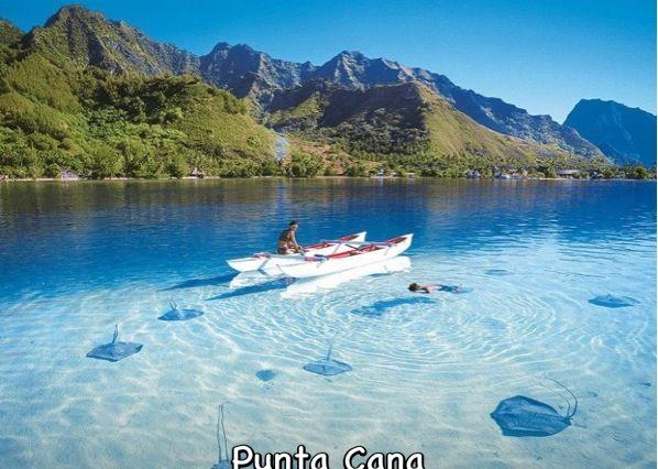 Punta Cana see you in March, woooohoooooo super excited :)