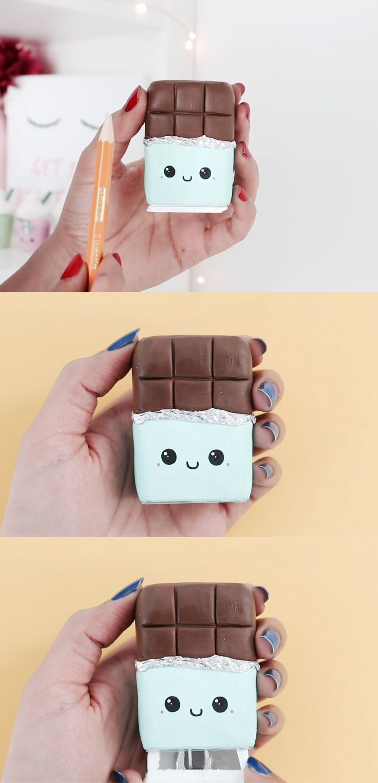 Chocolate sharpener Part 4|Nim C