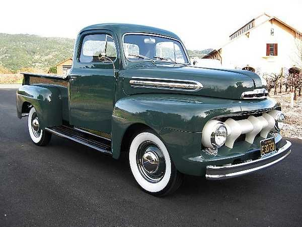 1951 Ford Pickup Truck