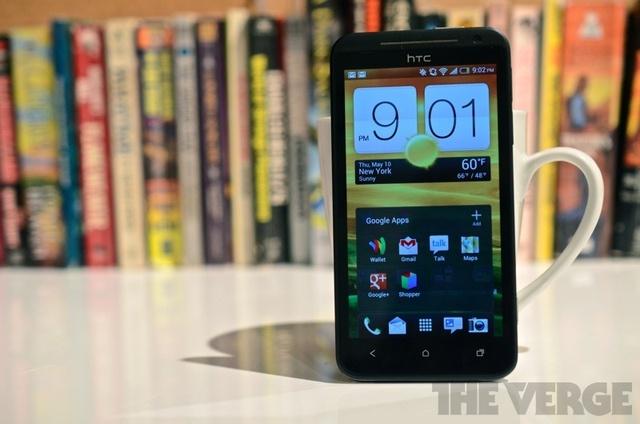Sprint Evo 4G LTE pre-orders shipping May 24th