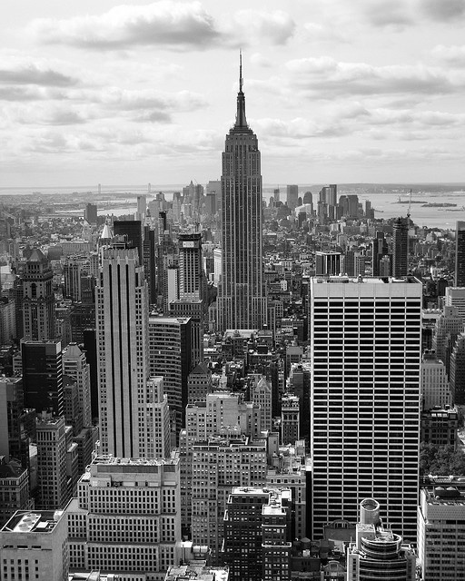 I want to live in New York for at least a year but no longer than 5. It's one of my favorite cities in the world!