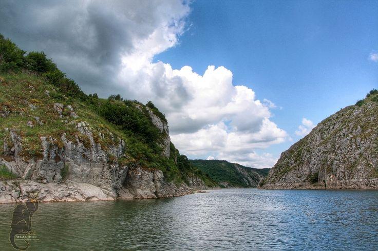 Kanjon Uvca, Srbija.