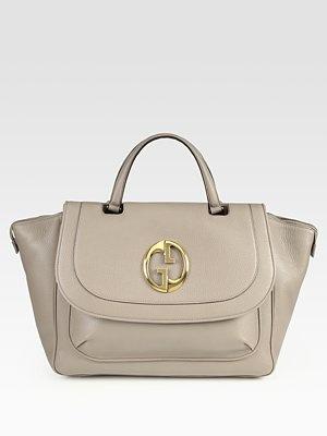Gucci - Gucci 1973 Medium Top Handle Bag - Saks.com