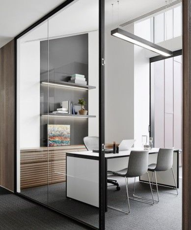 Awesome 17 Best Ideas About Modern Office Design On Pinterest Modern Largest Home Design Picture Inspirations Pitcheantrous