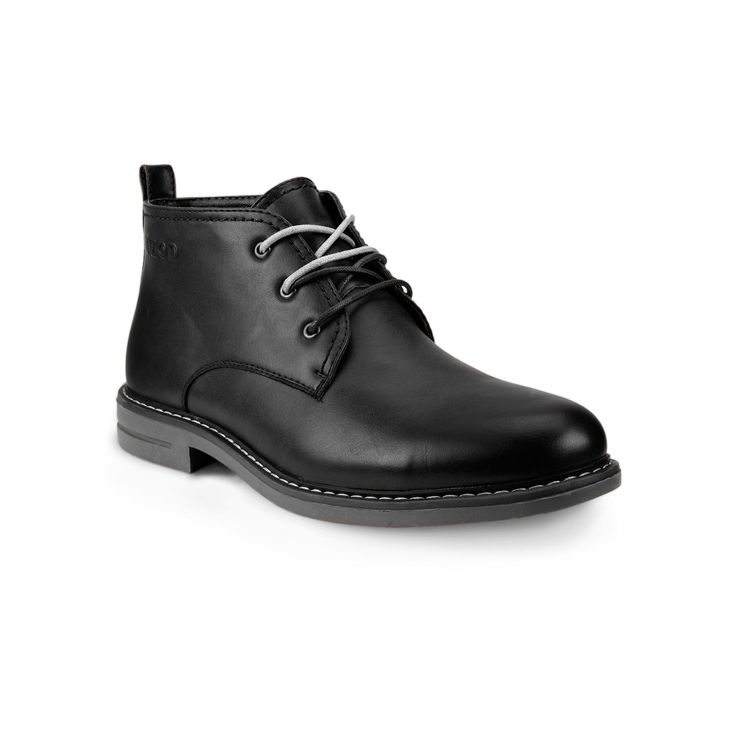 IZOD Cally Men's Chukka Boots, Size: medium (11.5), Black