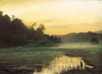 Russian Landscape Painter Isaak Levitan (1860-1900) ~ Blog of an Art Admirer