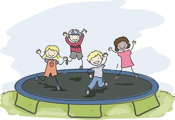 Bekijk deze leuke trampoline spelletjes. Claertje bedacht er een heleboel waarmee je al spelend met je kind ook nog bezig bent met taal.