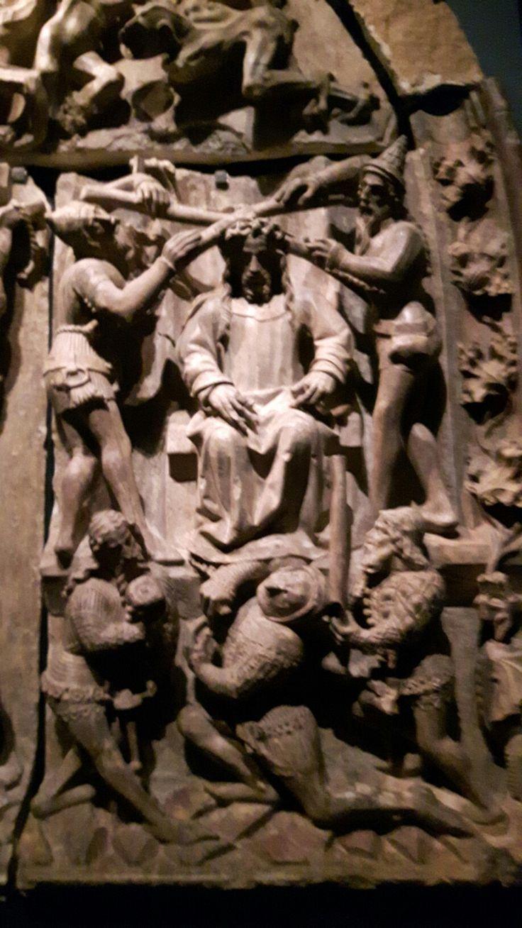 Timpano della Chiesa di Tyn, Praga. 1360