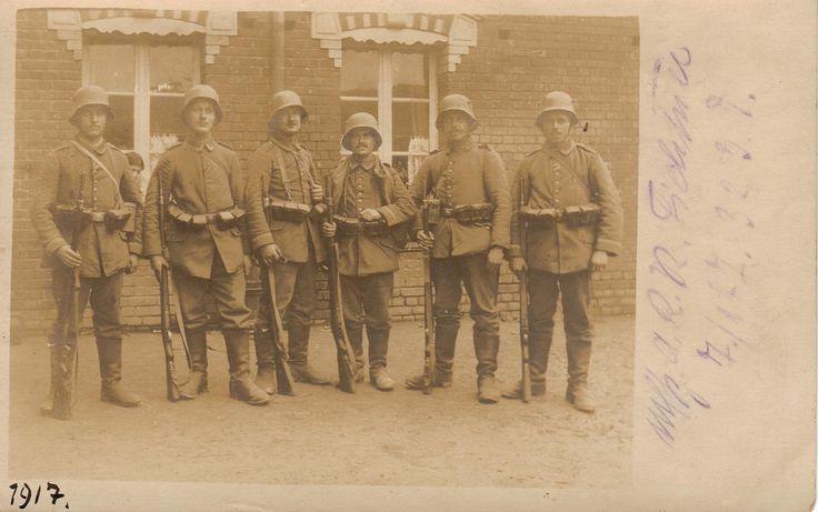 German Assault Troops January 8, 1917 | Flickr - Photo Sharing!