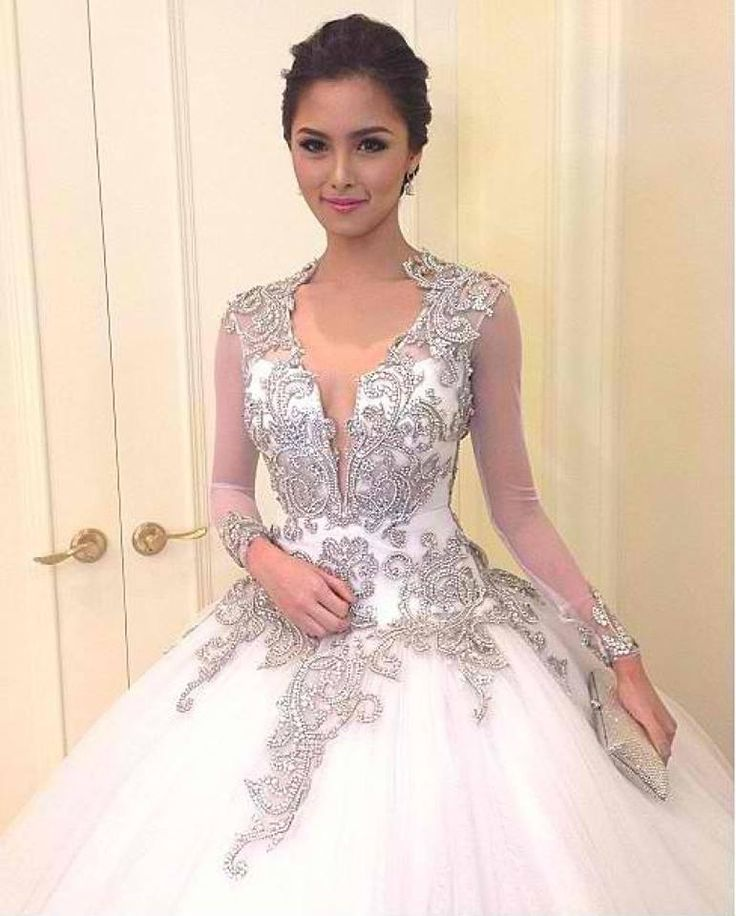 89 best Wedding Gown and Entourage images on Pinterest   Weddings ...