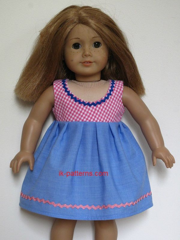 American Girl Doll Clothes Sewing Patterns Collection Of