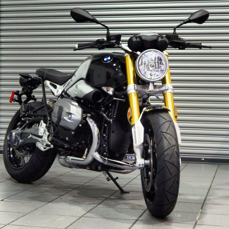 Our first RnineT.  BMW Motorcycles perfection.  Come see it at South Sound Motorcycles in Fife Washington.