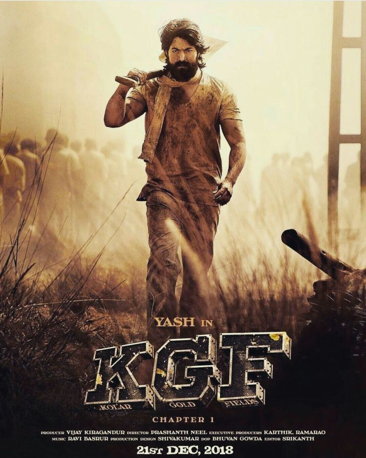 Pin by Abhi Gowda on KGF kannada movie Hindi movies