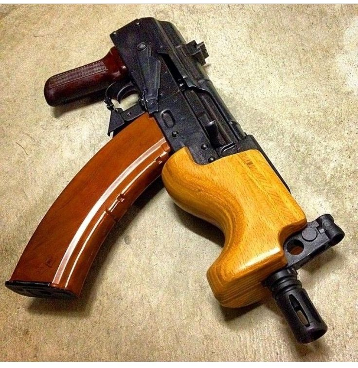 Micro Draco AK
