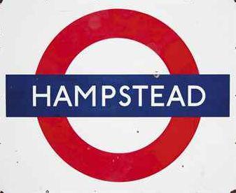 Iconic Hampstead.