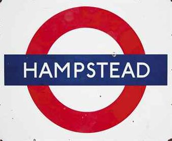 Iconic Hampstead.