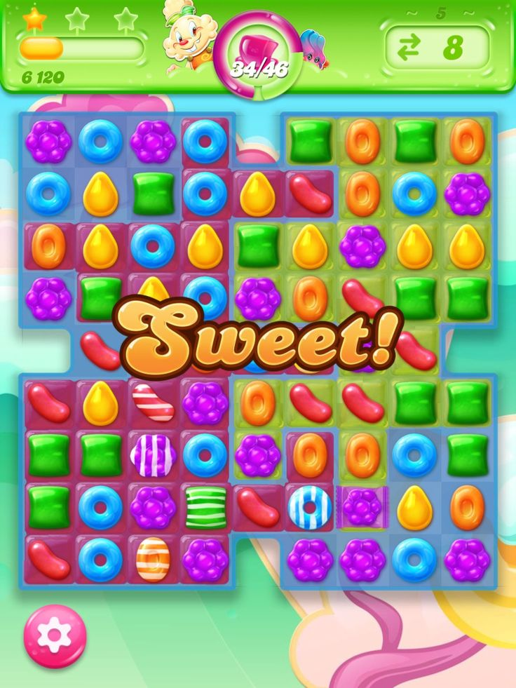 https://flic.kr/p/Dh473D | Candy Crush Jelly Saga