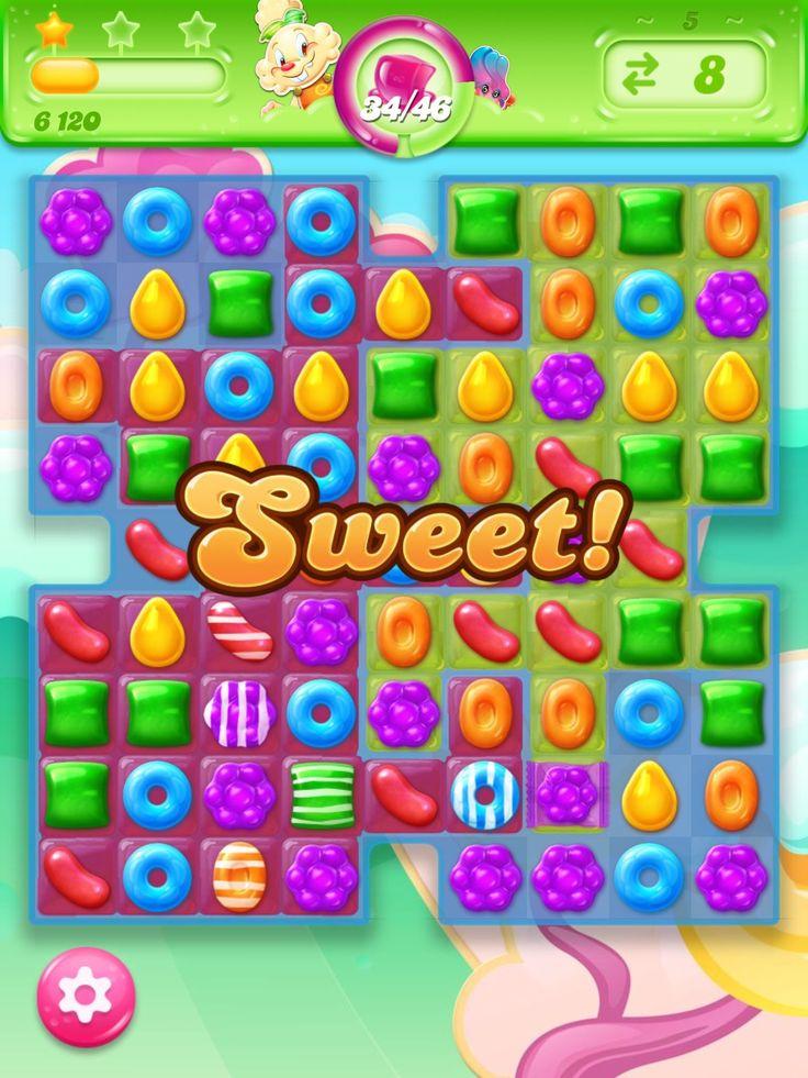 https://flic.kr/p/Dh473D | Candy Crush Jelly Saga