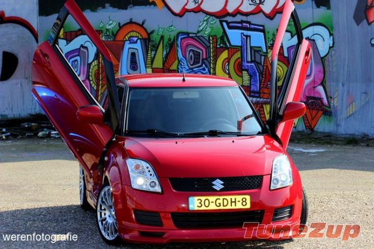 for sale modified tuned suzuki swift with lsddoors. Black Bedroom Furniture Sets. Home Design Ideas