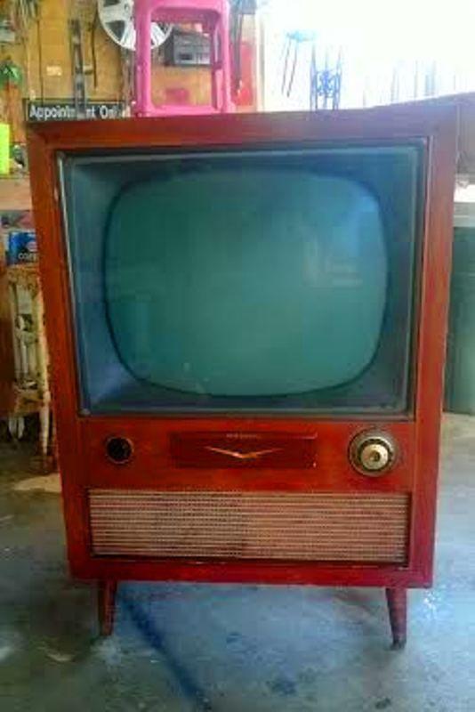 Vintage Rca Televisions 89