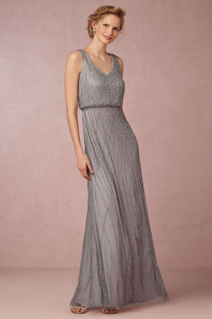 BHLDN Brooklyn Dress in  Dresses Mother of the Bride Dresses at BHLDN