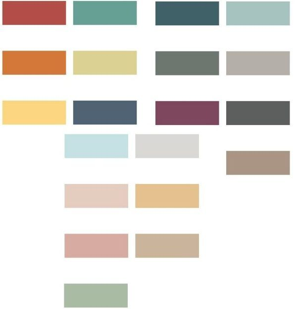 25 best ideas about colores paredes on pinterest - Paleta de colores para pintar paredes ...
