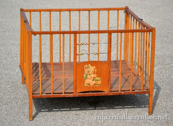 23 Best Images About 1950s Vintage Play Pens On Pinterest