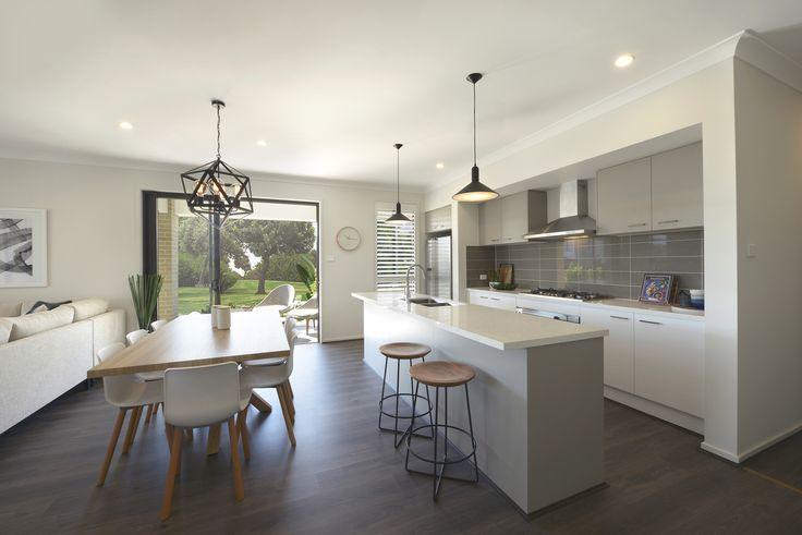 Domaine Homes. Sohar 25. Meals and kitchen. Internal Colour Scheme: Grey Stone
