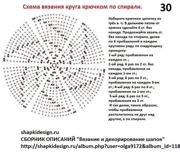 берет спираль крючком: 17 тыс изображений найдено в Яндекс.Картинках