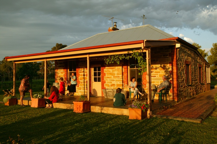 In 1996, the Fox Creek Cellar Door was opened in a nineteenth century stone cottage built by the Malpas family in the 1880's.