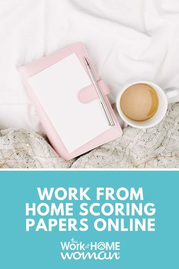 Work From Home Scoring Test Papers Online