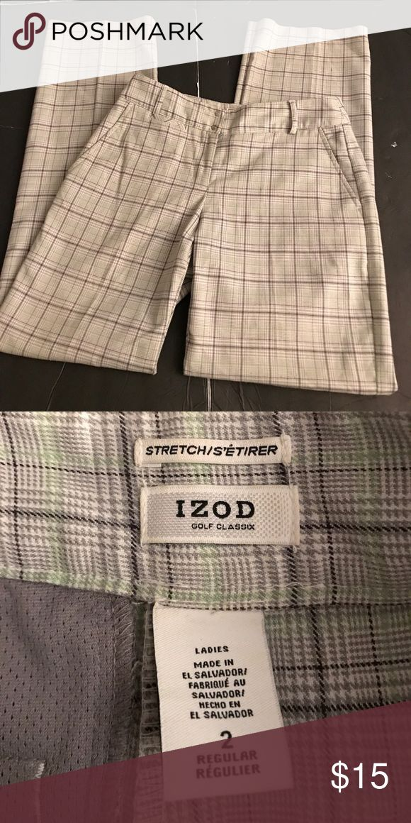 Izod Golf Pants 🏌️ Izod Golf Pants. Like new! Size 2 Izod Pants